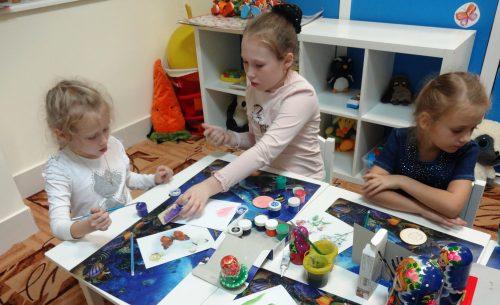 Почему детям необходимы занятия творчеством?