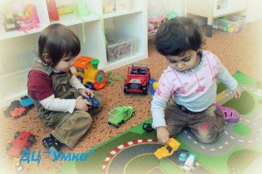 Приглашаем малышей 2-3х лет в группу «Мама и малыш»