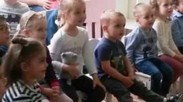 Кукольный спектакль в ДЦ «Умка» состоялся!
