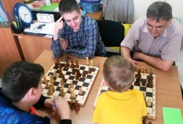 В субботу состоялся шахматный турнир в нашей студии.