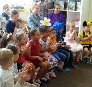 31 мая в «Умке» прошёл праздник «Здравствуй,лето!»