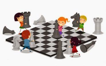 Приглашаем на открытое бесплатное занятие  «Шахматы для детей и взрослых»