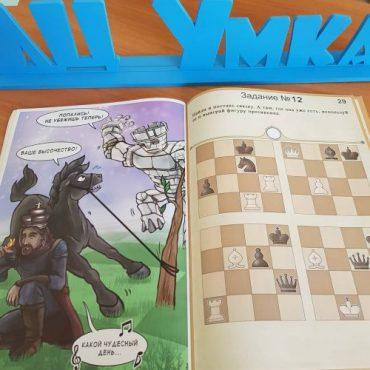 Шахматная студия в ДЦ «Умка»