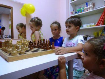 «Умка» приглашает на шахматы!