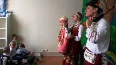 В ДЦ «Умке» состоялся спектакль «Настина наука»
