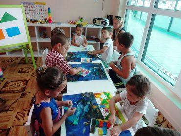 Продолжается запись детей на групповые занятия